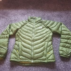 The Northface Goosedown Jacket Women's Small